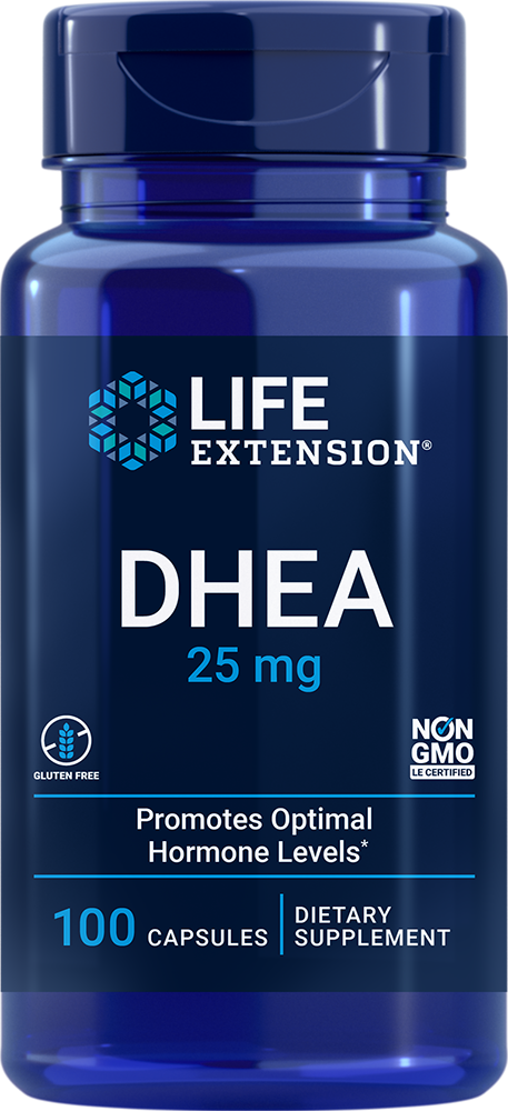 DHEA - Promotes optimal hormone balance and overall health