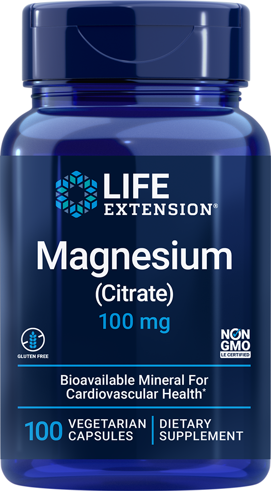 Magnesium (Citrate) - Get the magnesium your body needs