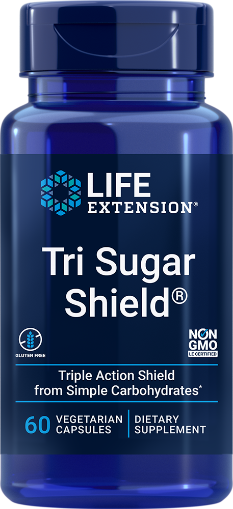 Tri Sugar Shield® - Supports healthy blood sugar levels