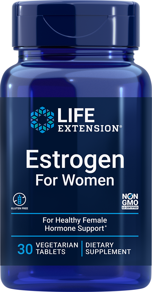 Estrogen for Women - For healthy female hormone support