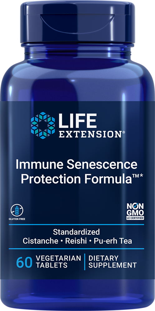 Immune Senescence Protection Formula™ - Comprehensive support for aging immune systems