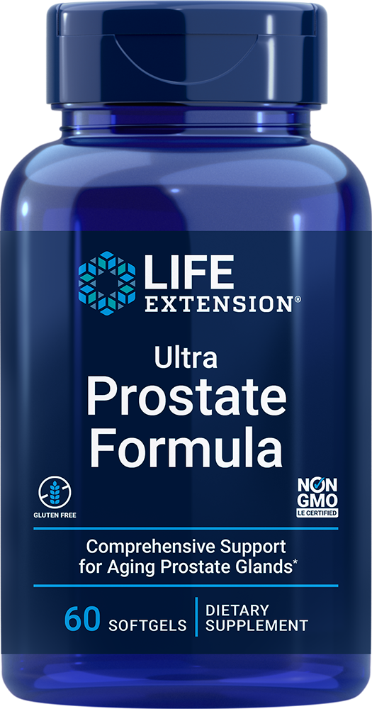 Ultra Prostate Formula - Advanced, multi-nutrient formula for prostate health support