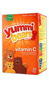 Yummi Bears Vitamin C  -