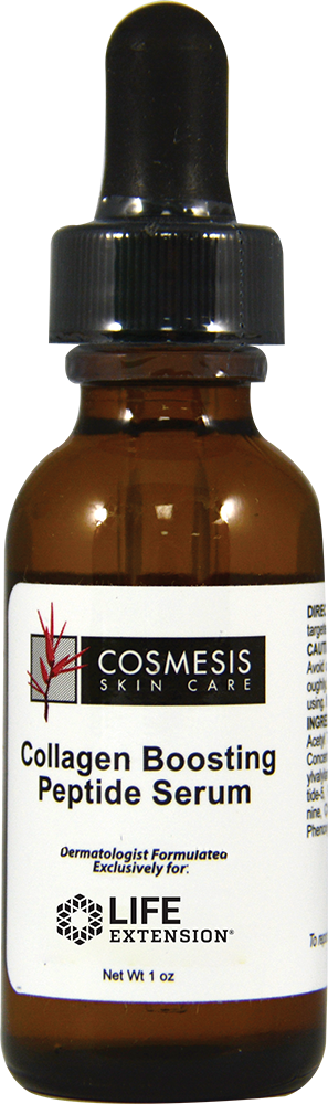 Collagen Boosting Peptide Serum - Restore structural support to aging skin