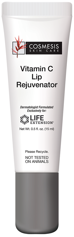 Vitamin C Lip Rejuvenator - Moisturizes and protects your lips